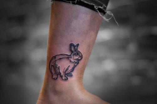 קעקוע של ארנב